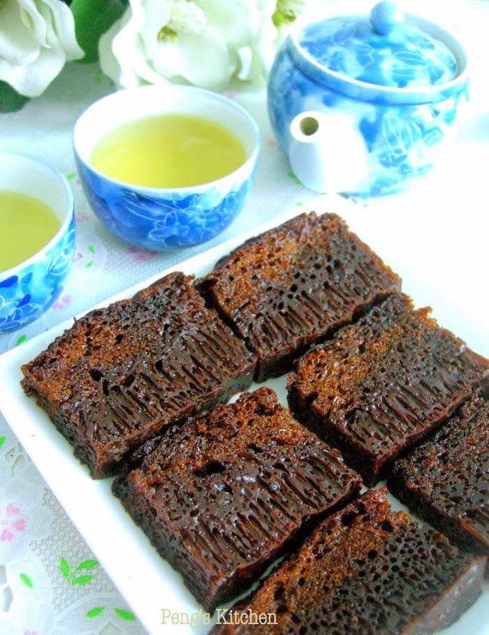 Sarang Semut Cake Recipe