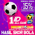 Hasil Pertandingan Sepakbola Tanggal 07 - 08 September 2020