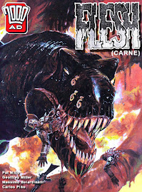 Flesh ( Dan Dare DS Comics) Completo
