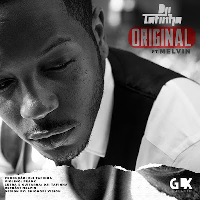 Dji Tafinha Feat. Melvin - Original (Rap) Download Mp3