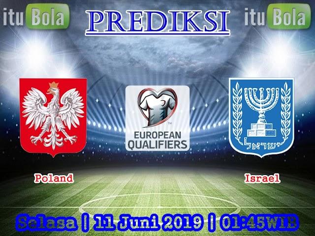 Prediksi Poland vs Israel - ituBola
