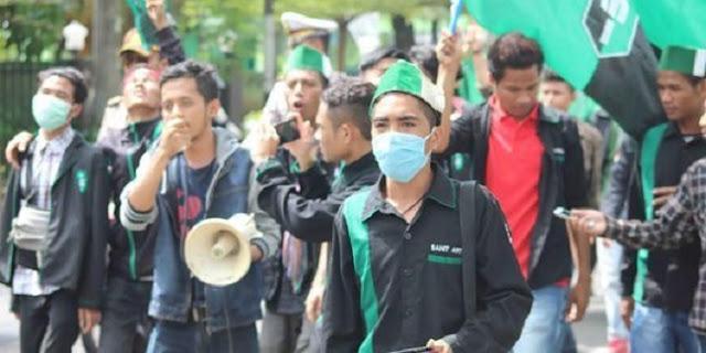 Terlibat Demo Ricuh di Bandung, Pelajar SD-SMP Diamankan Polisi