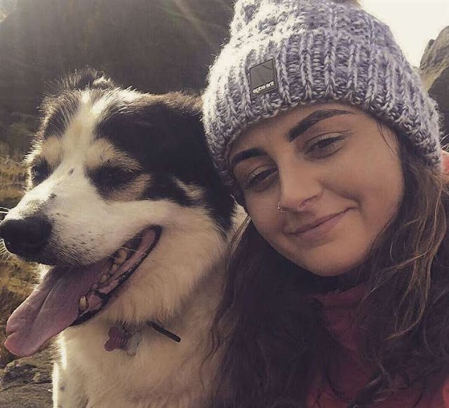 Daughter to climb  Munro where Her Father died