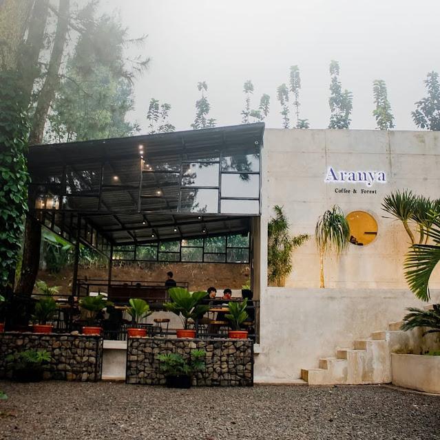 Aranya Coffee and Forest Bogor