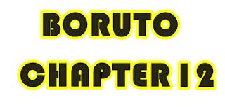 Pembahasan Manga Boruto Chapter 12