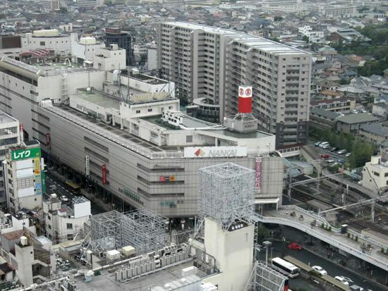 堺市役所21階展望ロビー <大阪 堺市>