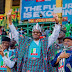 Buhari Re-elected As President Of Nigeria, Massively Beats Atiku