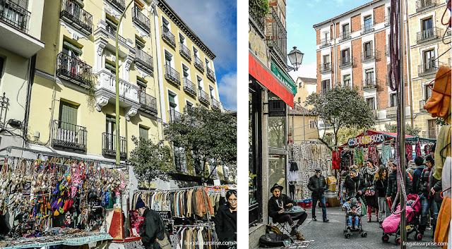 Feira do Rastro, Madri