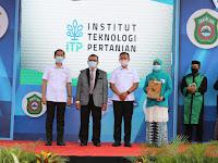 Peresmian Kampus ITP dan Pelantikan Rektor ITP di Kabupaten Takalar periode 2020-2024
