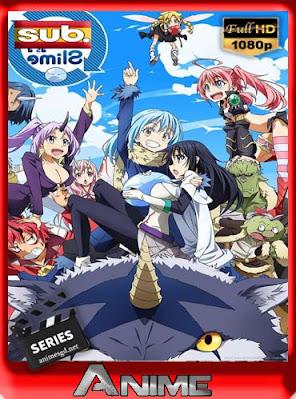 Tensei Shitara Slime Datta Ken Subtitulado HD [720P] [1080P] [Mega] DizonHD