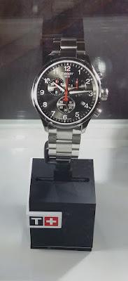 Tissot Chrono XL Classic merupakan model terbaru dalam koleksi jam tangan Tissot