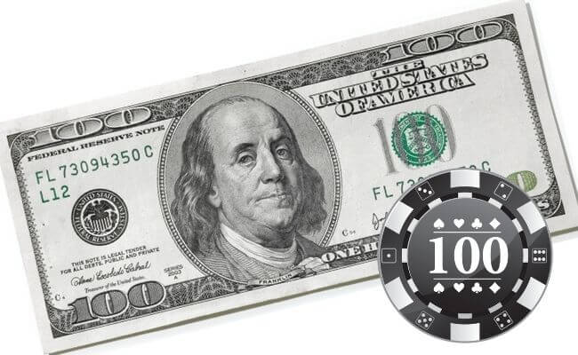 How to Make Your First $100 From Poker