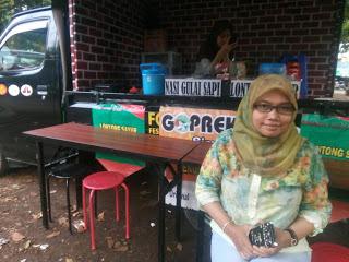 Organisasi GPAN Kota Cirebon Merambah Ke UKM Kuliner Untuk Menunjang Operasional