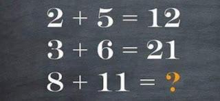 Math Riddles | Jeux et casse-têtes mathématiques