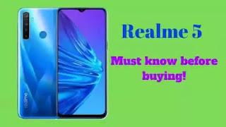 Realme 5 review