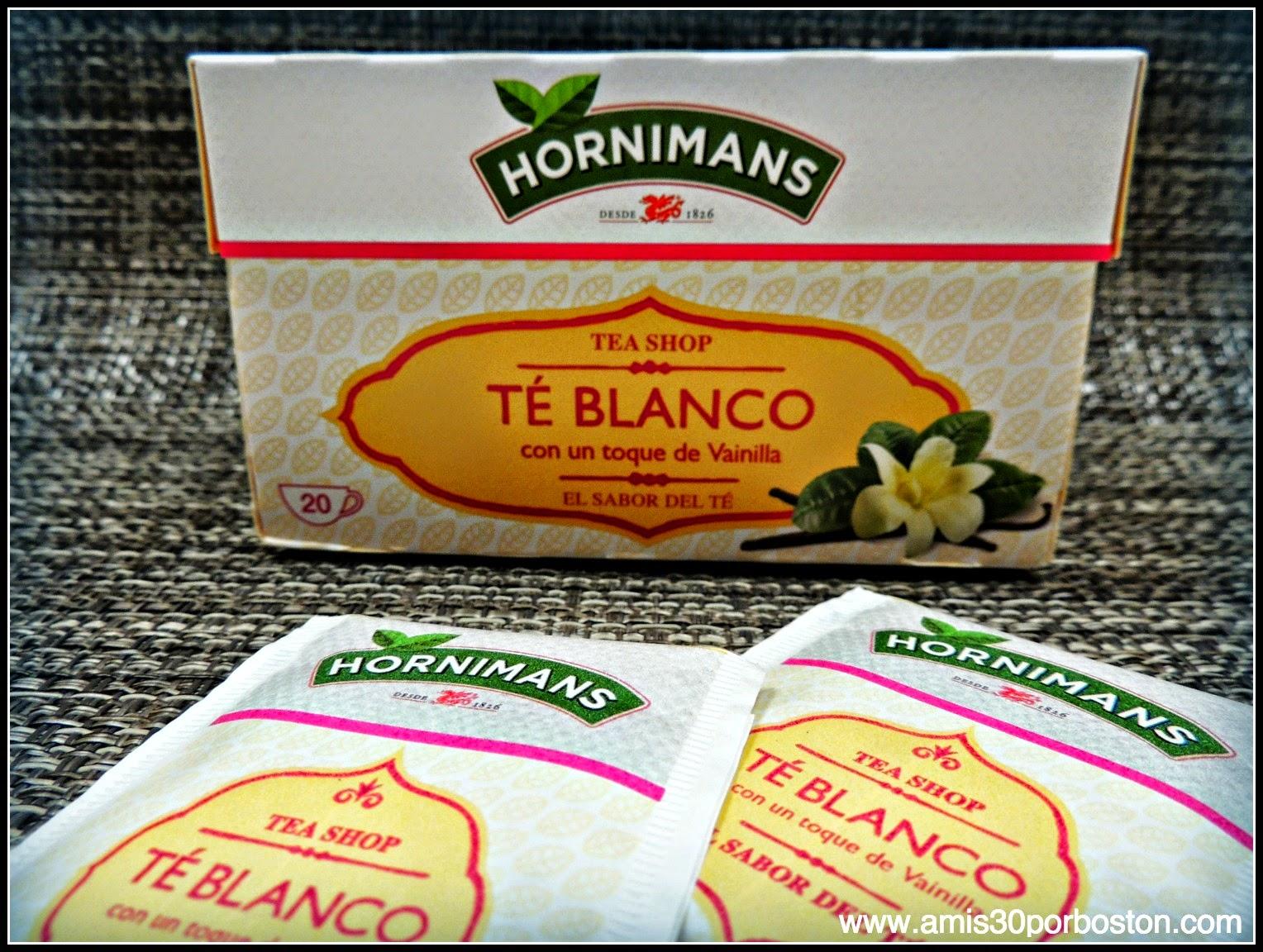 Los Productos Españoles en mis Maletas a Boston: Té/Infusiones