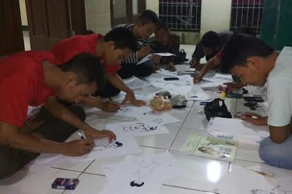 Pemuda Desa Getassrabi bentuk komunitas kartun
