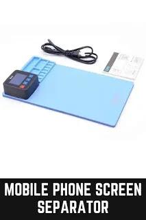 mobile phone screen separator