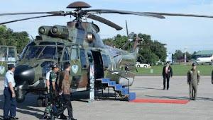Berikut bedanya Helikopter Presiden Jokowi dan Trump: EC-725 AP vs VH-92A