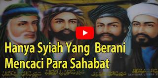 Hanya Syiah Yang Berani Mencaci Para Sahabat Ustadz Yazid Abdul Qodir Jawas Ma