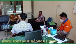 Kepala Dinas Lingkungan Hidup (DLH) Kabupaten Situbondo, Lakukan Pengecekan terkait keluhan pencemaran udara yang diduga berasal dari PG Asembagus