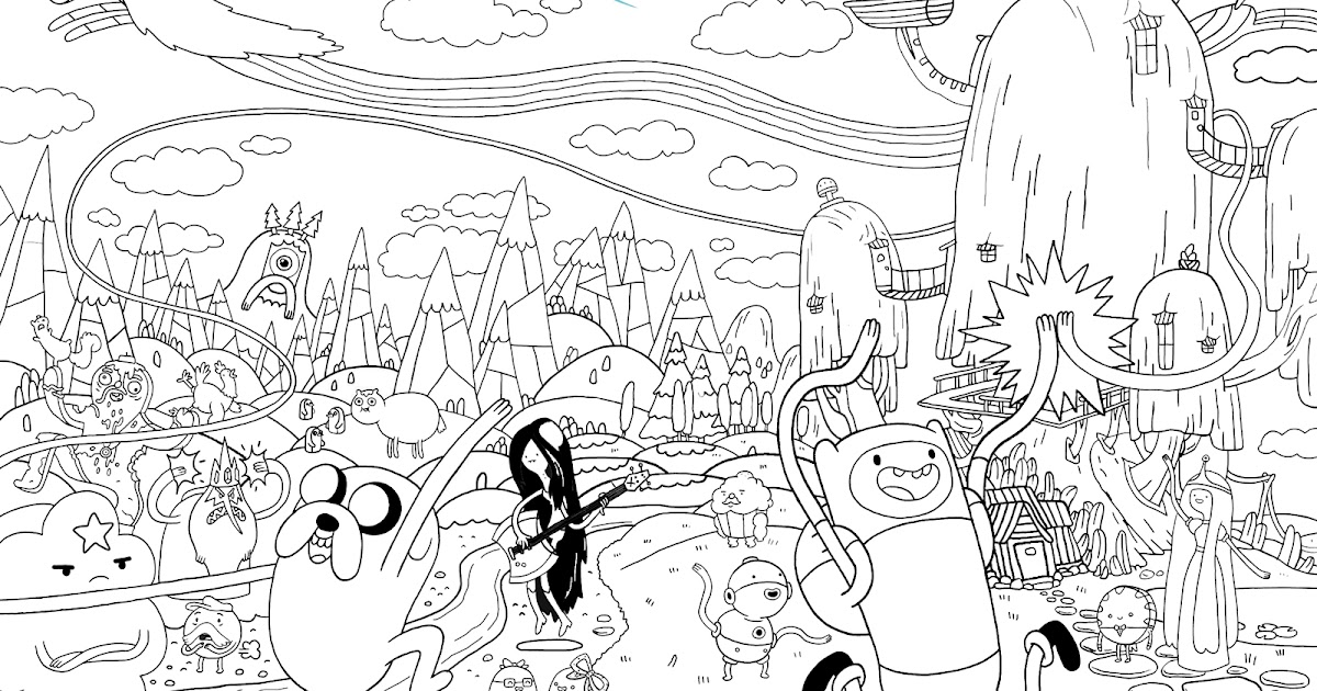 adventure bay coloring pages - photo#5