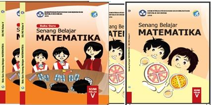 Buku Matematika K13 Revisi 2018 Guru dan Siswa Kelas 5