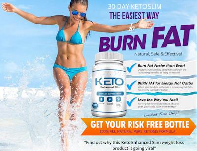 Keto Enhanced Slim