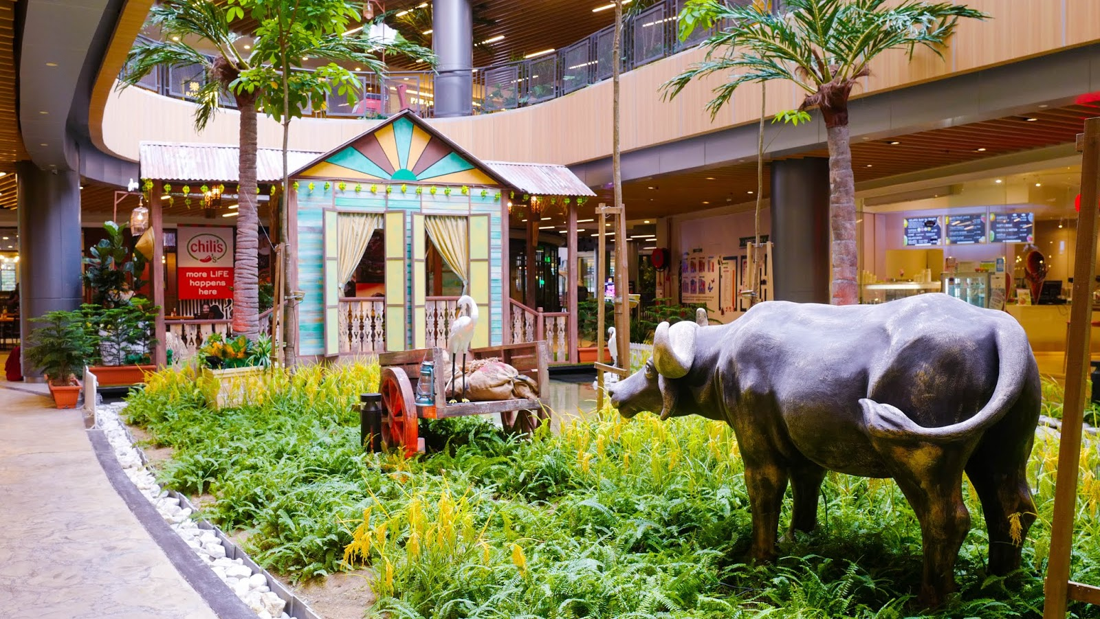 163 Retail Park, Mont Kiara: Riang Ria Raya