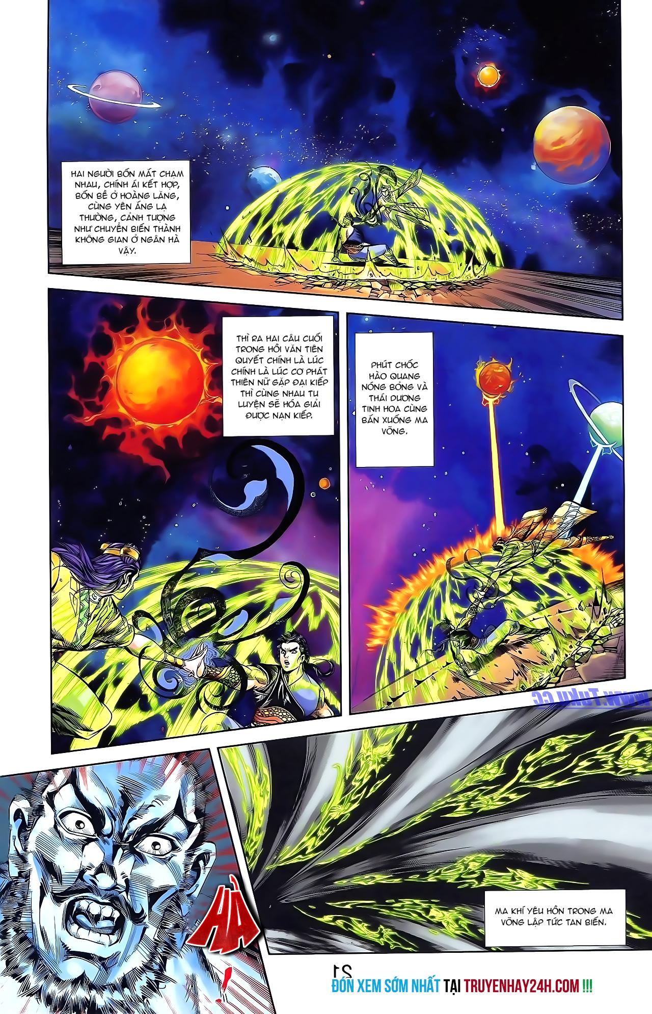 Cơ Phát Khai Chu Bản chapter 161 trang 31