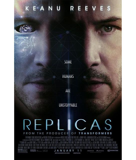 Film REPLICAS (2018)