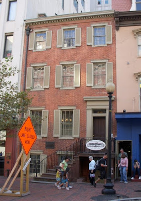Washington DC design, Mary Oehrlein, Architect of the Capitol, Penn Quarter building