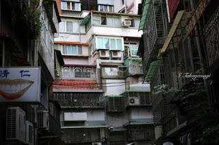 台湾旅行 台北 廸化街 永楽市場