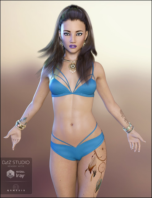 Aria for Genesis 3 Female