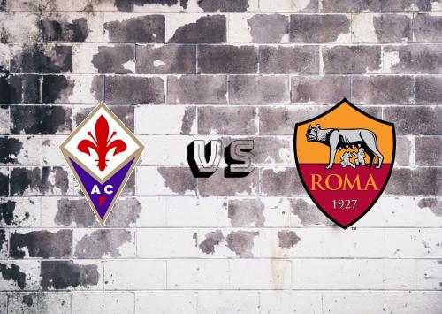 Fiorentina vs Roma  Resumen