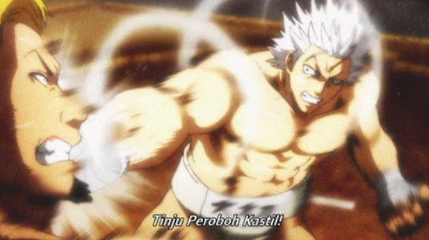 Hinomaruzumou Episode 16 Subtitle Indonesia