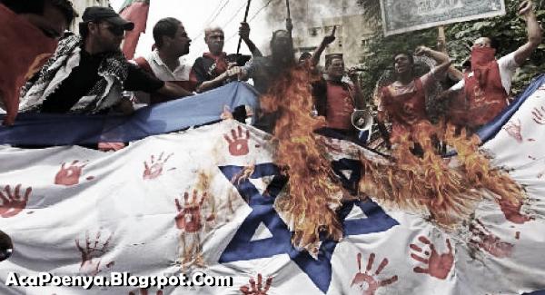 Tanda Kehancuran Bangsa Yahudi