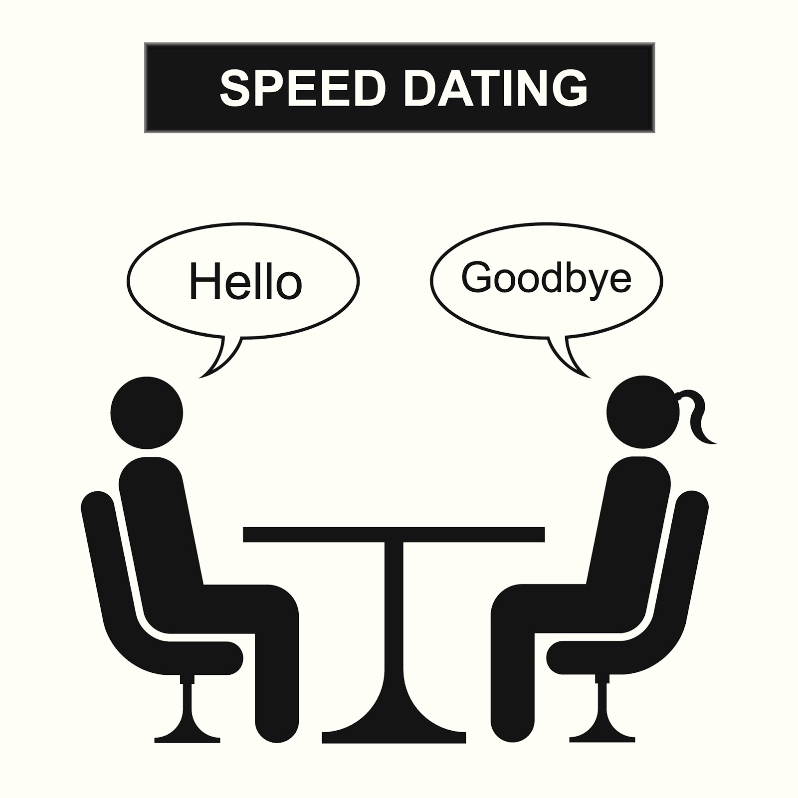 Speed dating in the dark singapore