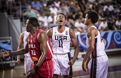 FIBA U19 World Cup şampiyonu ABD