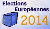 Elections au parlement européen, mai 2014