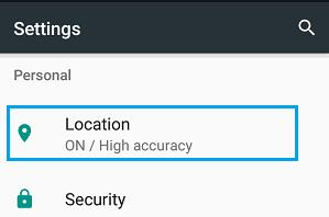 Cara Mudah Menonaktifkan Pelacakan Lokasi di Ponsel atau Tablet Android 2