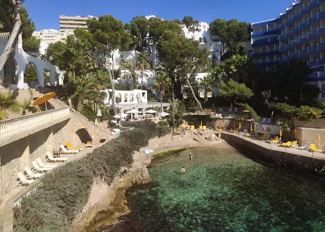 Viajar a Mallorca sola y sin coche
