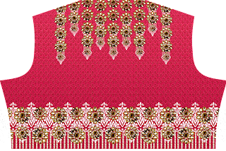 textile digital print design