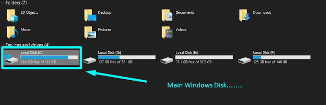 Find Bluetooth Received Files In Windows 10| Where File Located.