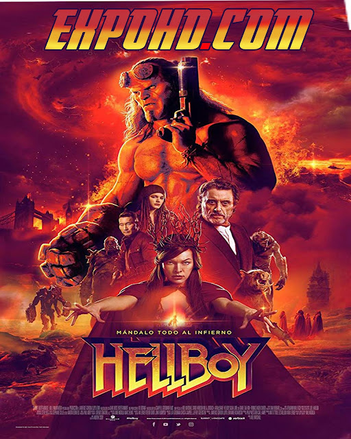 Hellboy 2019 IMDb 1080p | 720p | 480p | [HDRip x264] Watch & Download