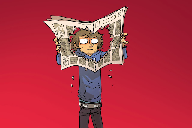 giant days tom 3, recenzja, komiksy, non stop comics