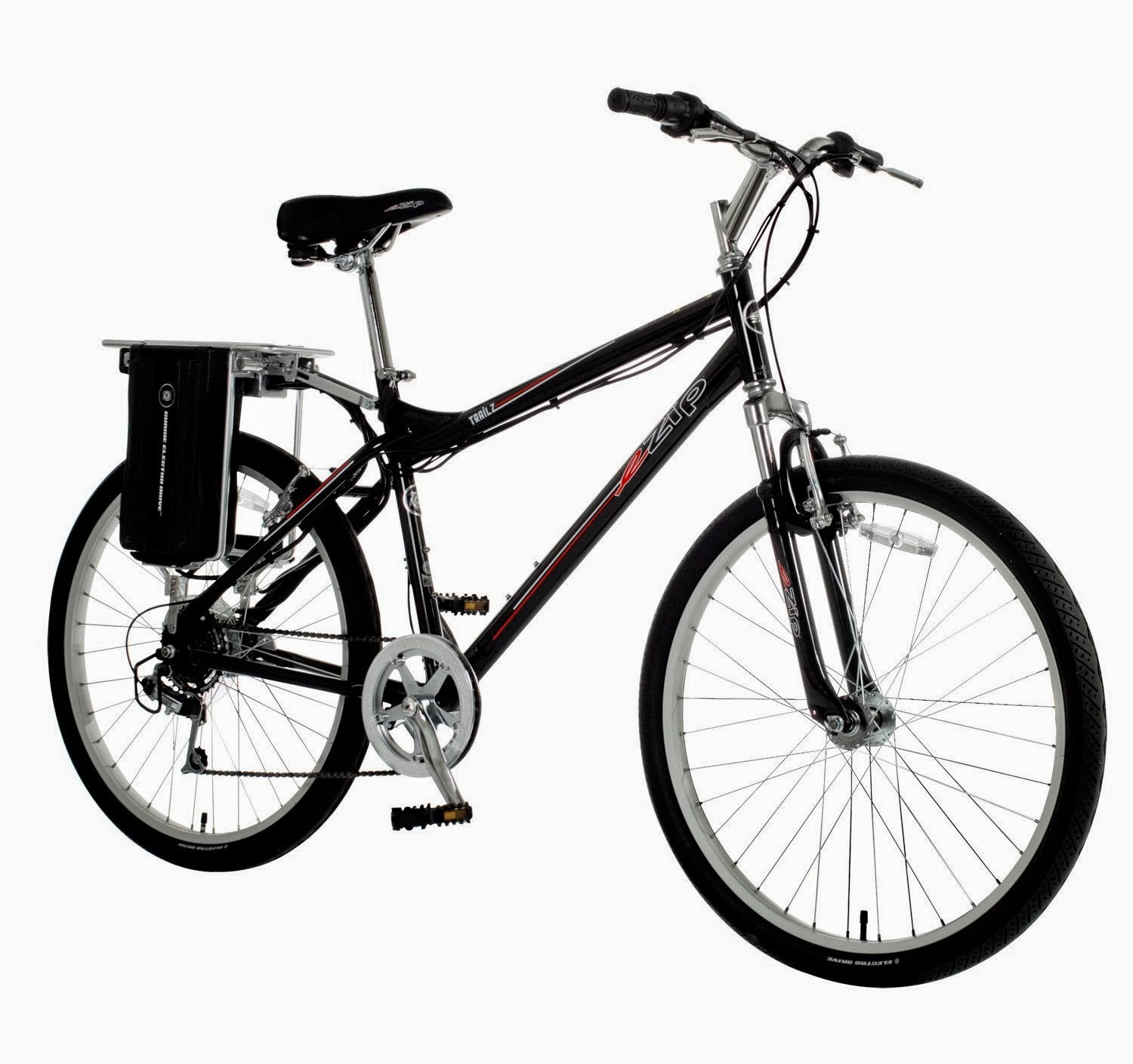 Currie Technologies eZip Men's Trailz Electric Bicycle, picture, review features & specifications