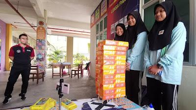 Bengkel STEM Online Pertama  oleh Pusat Sains Negara di SMK Jerlun Kedah