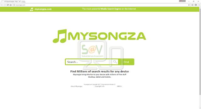 Mysongza.com (Hijacker)