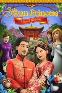 Watch The Swan Princess: A Royal Wedding Online Free in HD